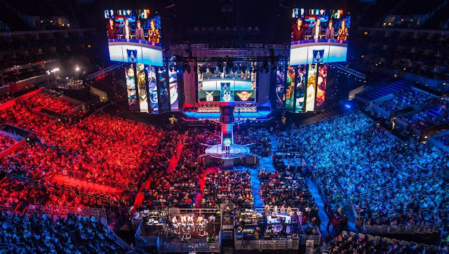 League Of Legends (LOL) World Championship 2015