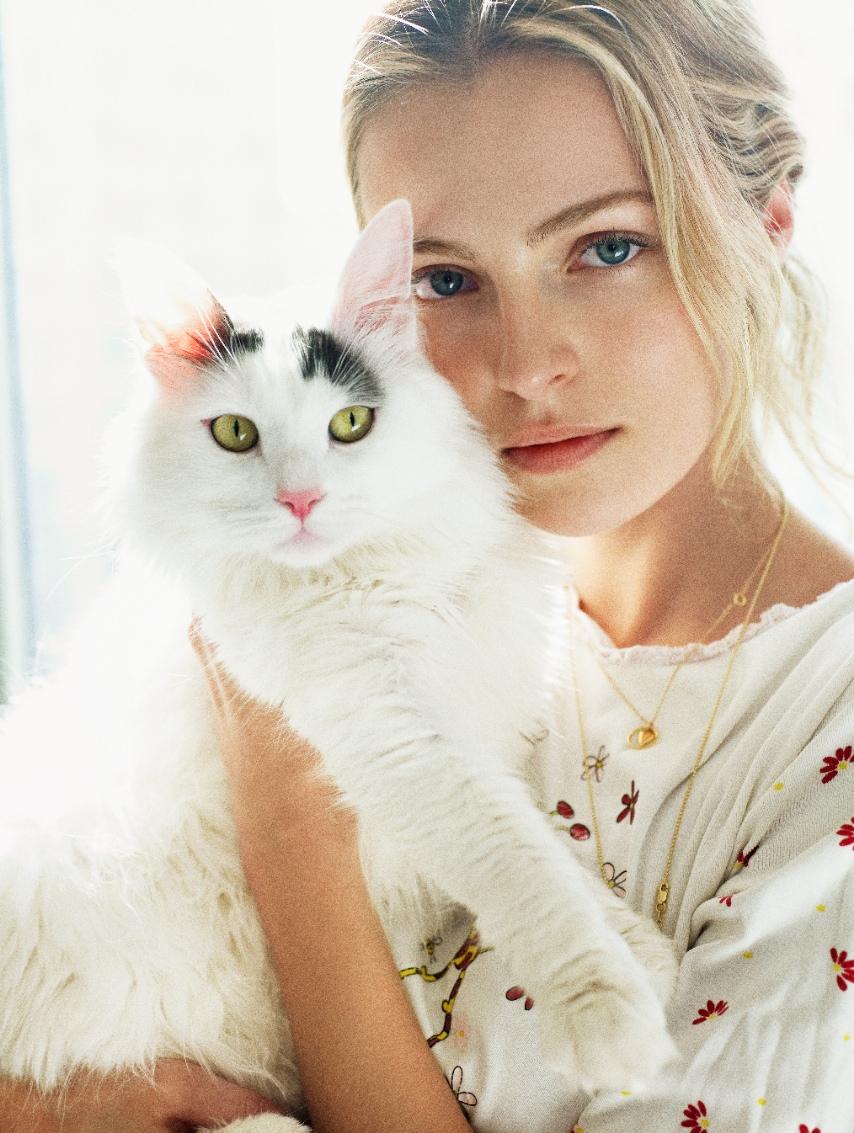 via fashioned by love | Valentina Zelyaeva | russian top model | exclusive interview