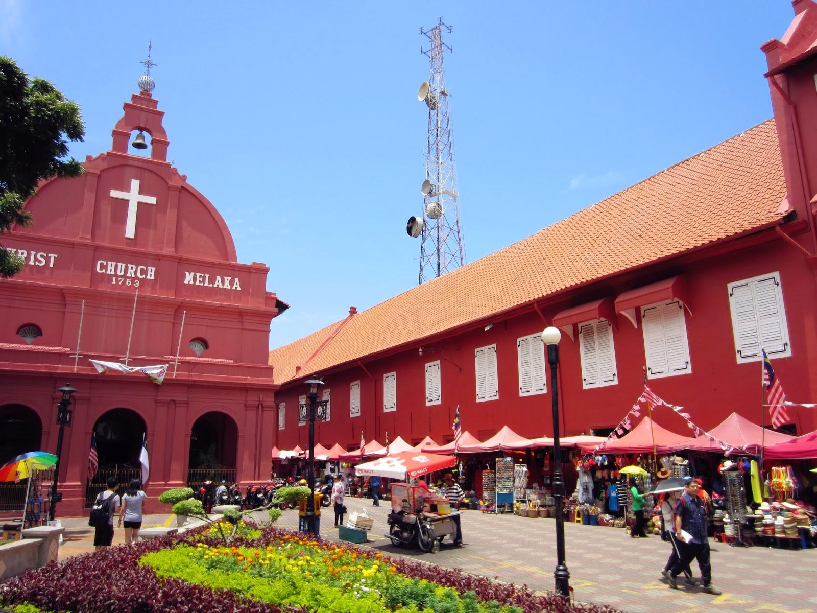 马六甲-基督教堂