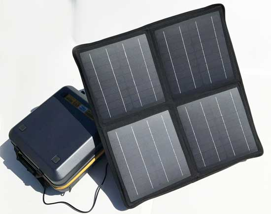 Our 2020 review of solar powered generators