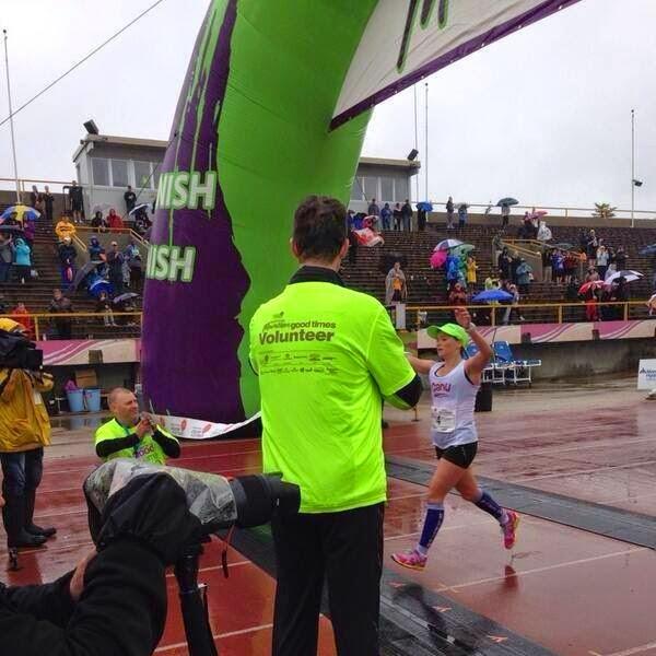 Manitoba Marathon 2014