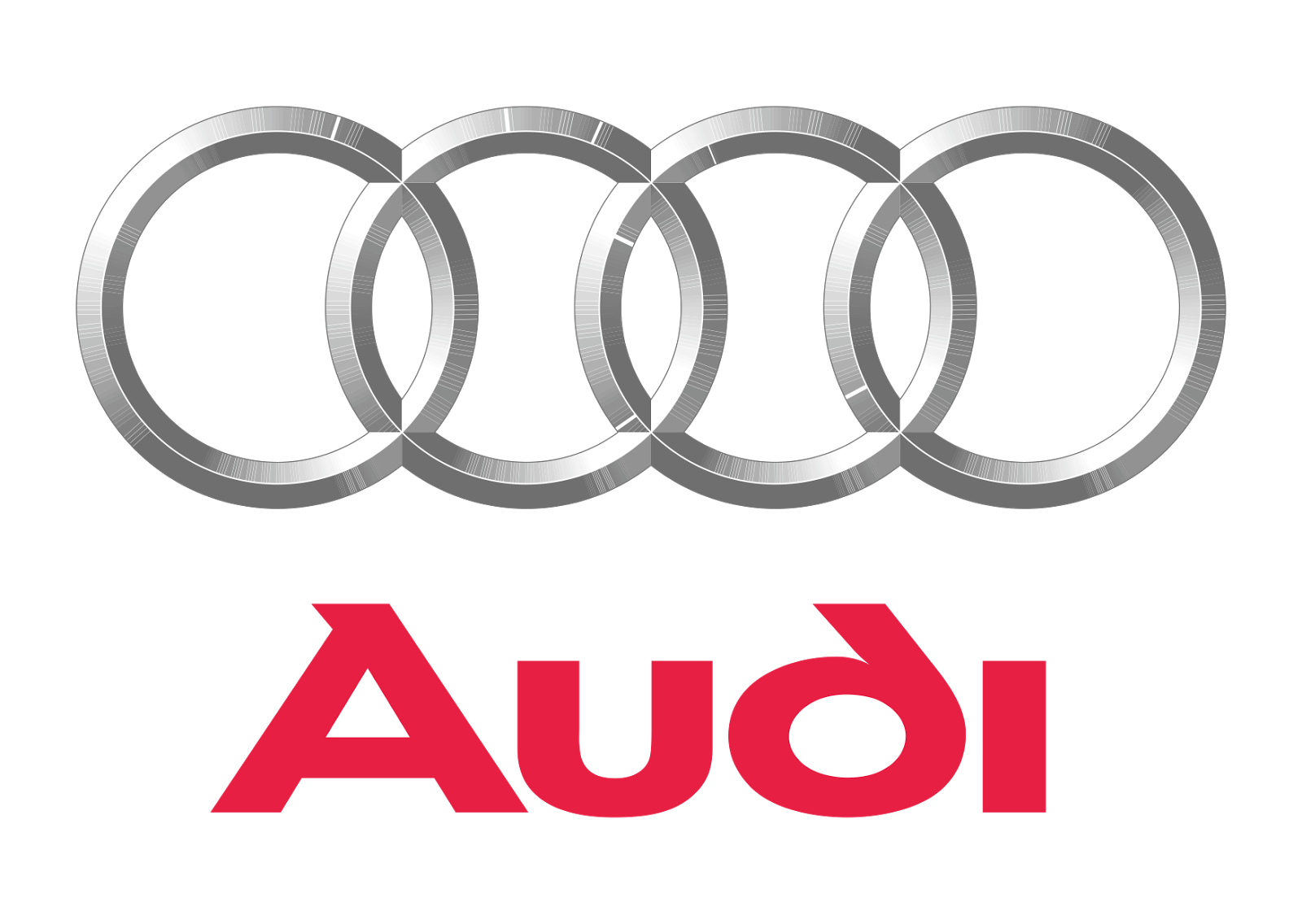 Audi Logo Vector download free