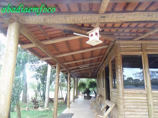 Casa em eucalipto/ Depósito Pinheiro