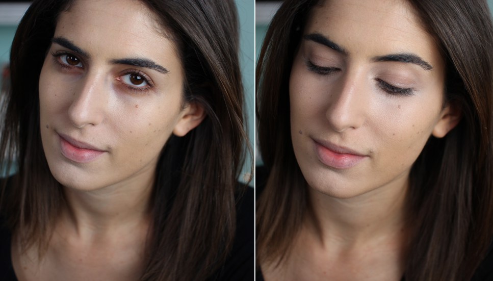 Dark circles under eyes makeup