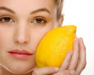 bahan alami untuk menghilangkan noda hitam pada wajah , bahan alami