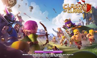 Clash of Clans v8.67.3 APK Terbaru