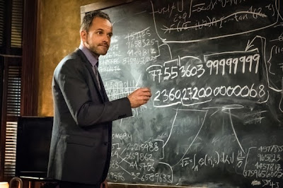 Jonny Lee Miller as Sherlock Holmes in CBS Elementary Season 2 Episode 12 The Diabolical Kind