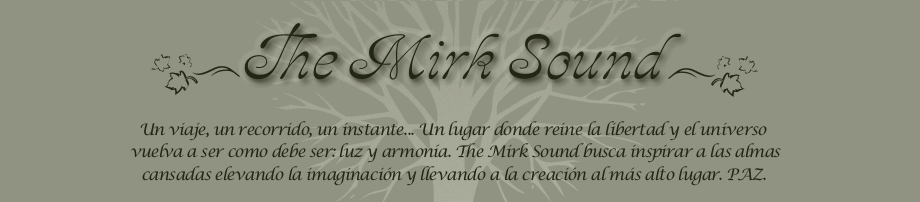 The Mirk Sound