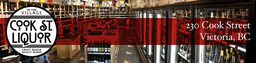 Cook St. Liquor Store - Craft Beer, Wine, Spirits - Victoria, BC – 250-995-2665