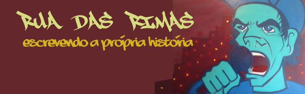Rua das Rimas - escrevendo a própria história