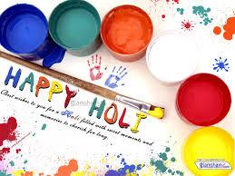 Happy Holi to Freinds
