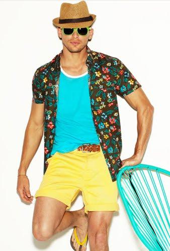 camisas hombre verano 2012