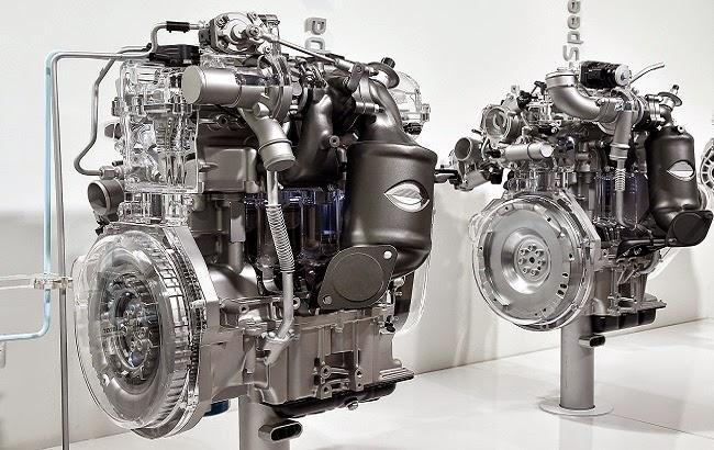 Hai động cơ nhỏ hoàn toàn mới của Hyundai