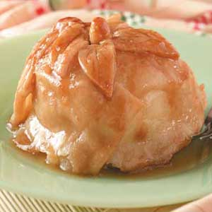 PA Dutch Apple Dumplings