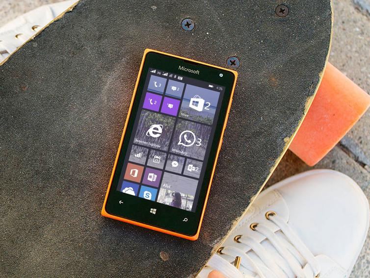 Microsoft Lumia 435