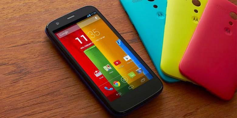 Spesifikasi Harga Motorola Moto G Dual SIM