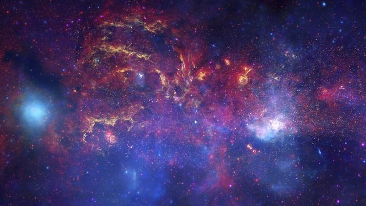 Naturaleza de una superburbuja de la Vía Láctea