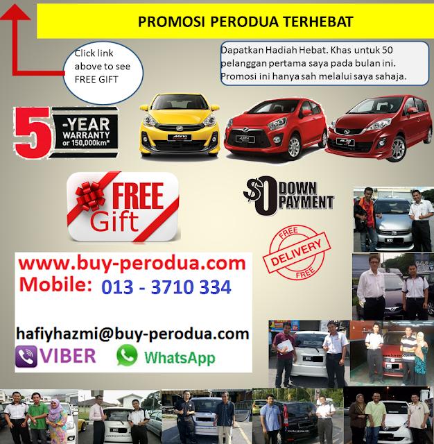 Promosi Perodua
