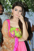 Hansika Motwani Photos at Durga movie launch-thumbnail-2