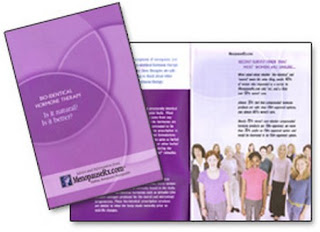 Brinde Gratis Guia sobre a Menopausa
