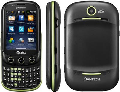 AT&T Pantech Pursuit II