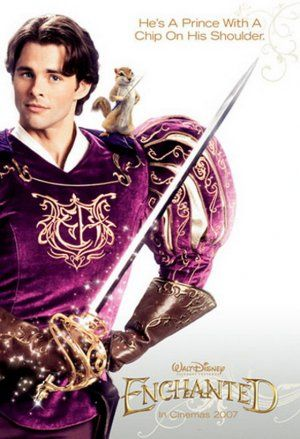 Enchanted Prince Edward movie poster