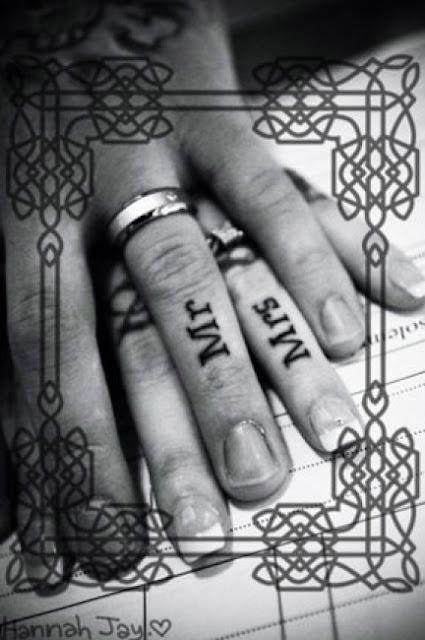 home tattoo ideas couple s tattoo for wedding
