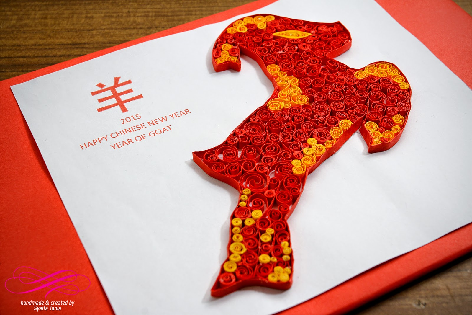 Chinese New Year 2015 Is The Year Of Wooden Goat Prediction Say That The  Year Of Goat Will Lead Us To Relatively Stable Health Throughout Year