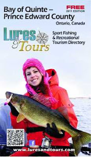 image Ashley Rea on Bay of Quinte LuresAndTours Recreational Sport Fishing  Directory