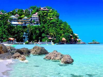 (Philippines) – Travel to beautiful island - Boracay