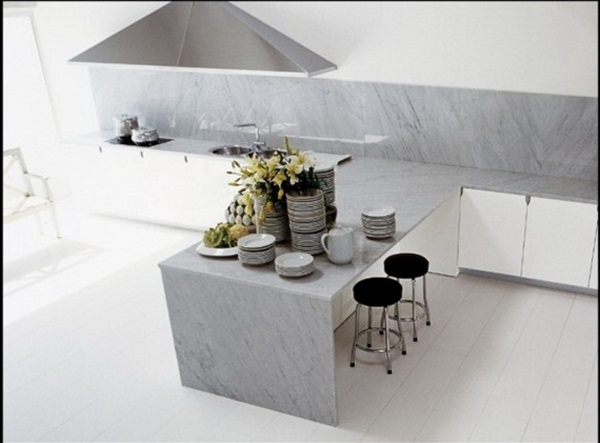 Classy Kitchen Designs From Schiffini