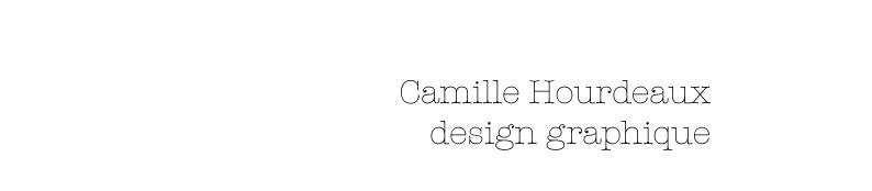 Camille Hourdeaux . design graphique