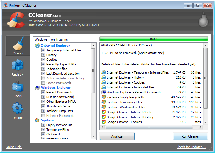 Download Ccleaner Download