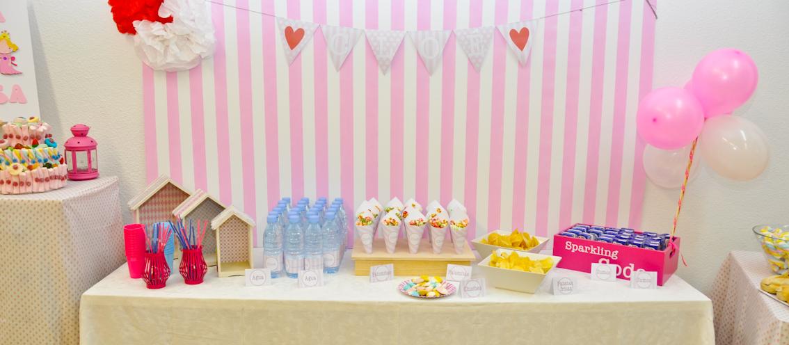 Fiestas de cumplea os en almer a decoraci n y catering - Manualidades decoracion cumpleanos ...