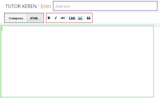 HTML,kode,kode HTML,HTML code,blogger,editor,blogger post editor