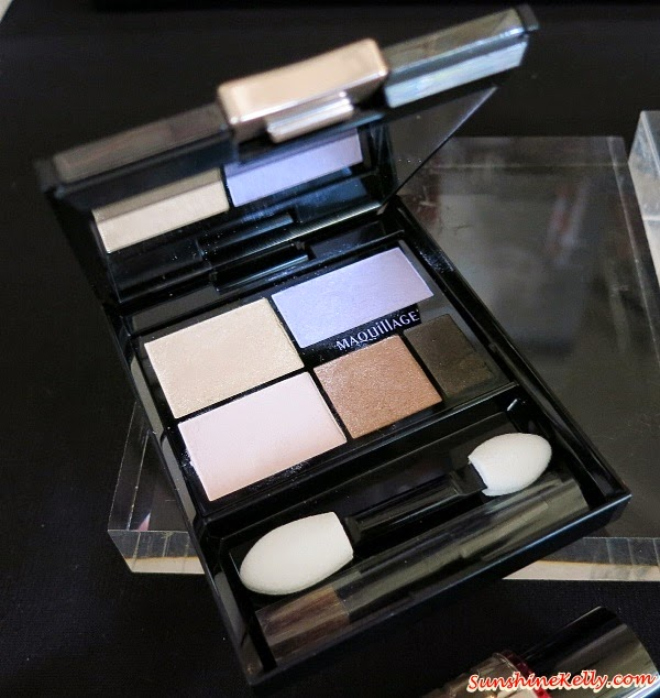 Shiseido MAQuillAGE True Eye Shadow Limited Edition, Shiseido MAQuillAGE Spring Summer 2015 Collection, Shiseido MAQuillAGE, Spring Summer 2015 Collection, Japanese Makeup, Japan Cosmetics, Shiseido Malaysia, shiseido,