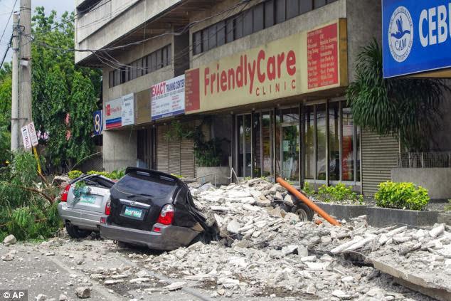 BOHOL EARTHQUAKE 19