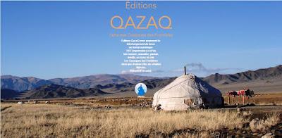 Capture d'écran du site QazaQ