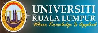 Perjawatan Kosong Di Universiti Kua Lumpur UniKL 13 Mei 05 Jun 2015