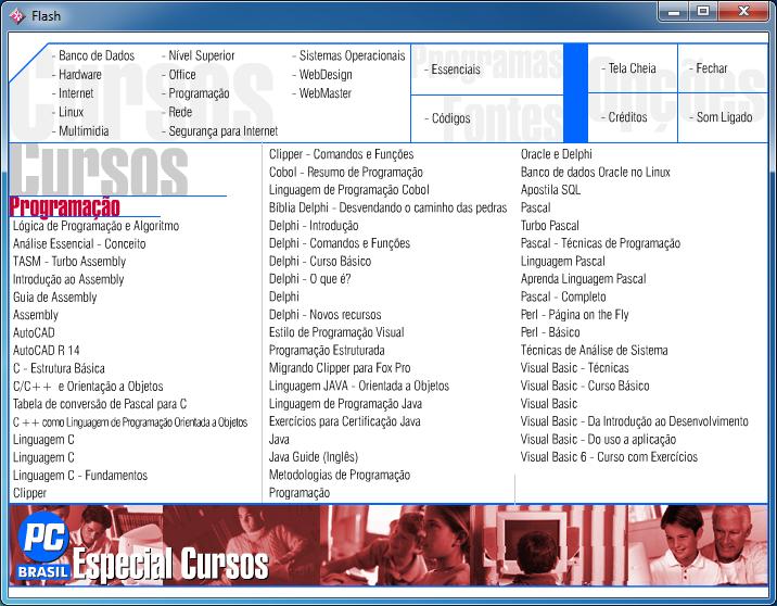 Resultado de imagem para 250 Cursos Computador Digerati