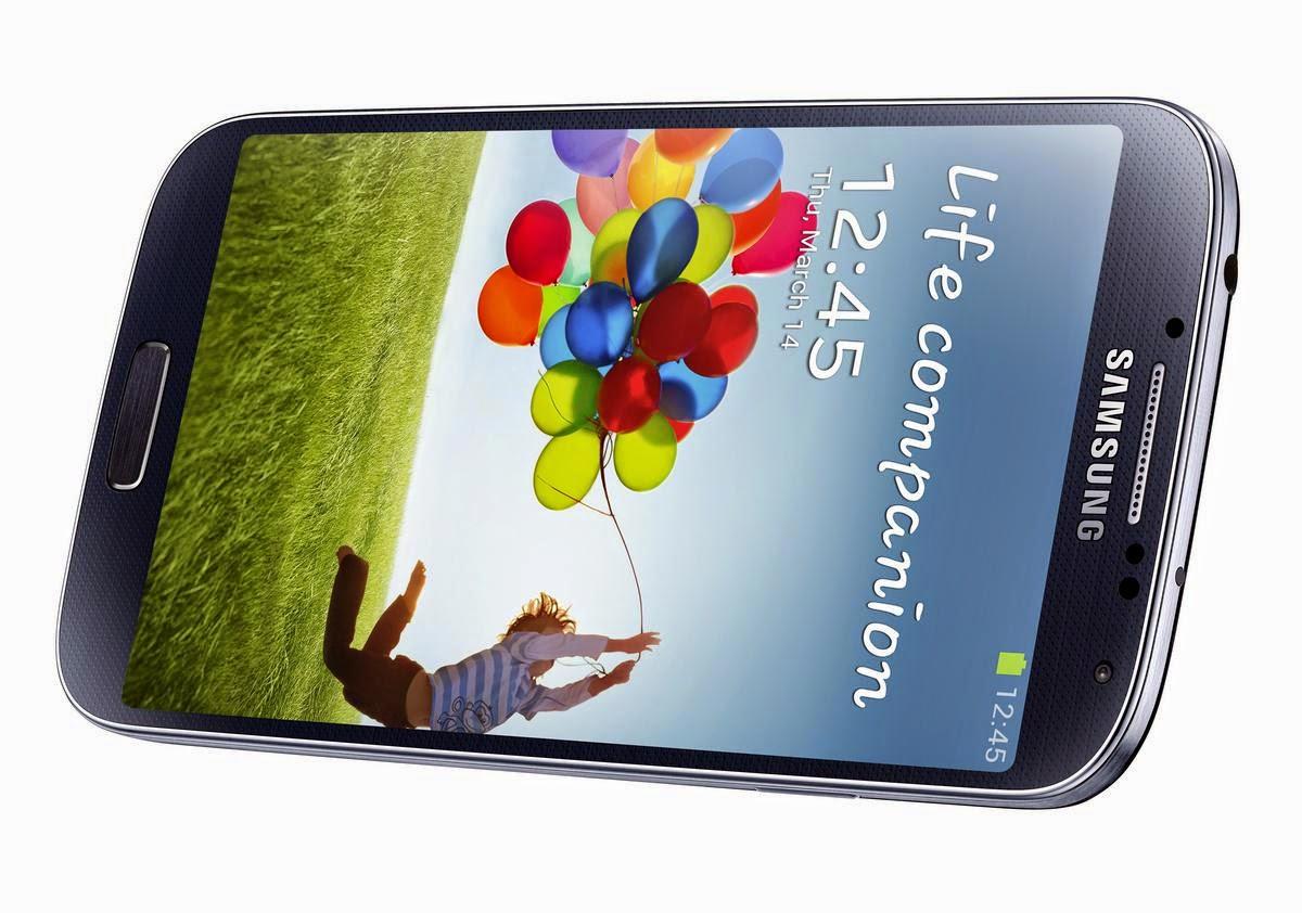 Мобильный телефон Samsung GT-I9500 Galaxy S 4 16GB Black под управлением операционной системы OC Android 4.2 с защитным стеклом Corning Gorilla Glass