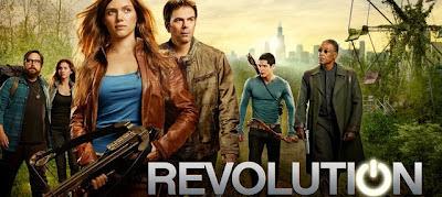 Revolution 1 temporada