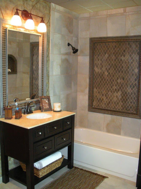 bathroom designs countertops backsplash flooring shower wall guest