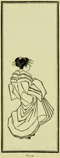 estampe japonaise geisha