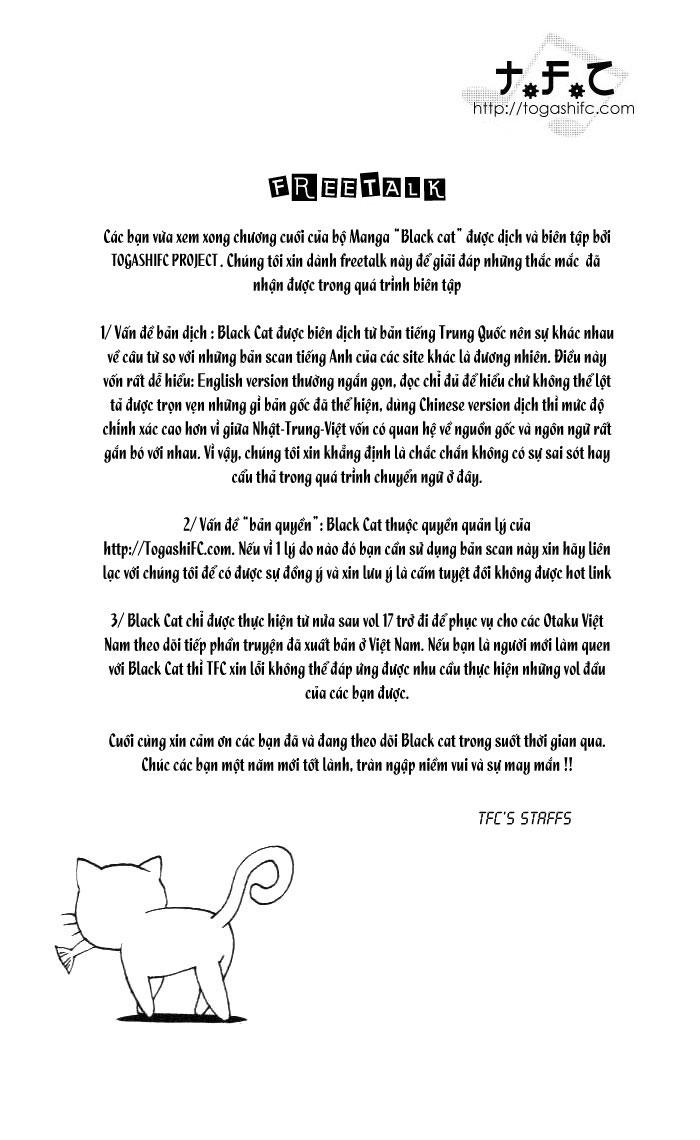 xem truyen moi - Black Cat - Thám Tử Mèo Đen - Chapter 185