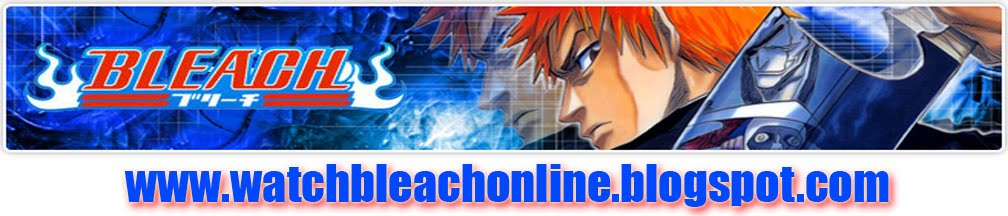BO - Watch and Read Latest Bleach Episode Online