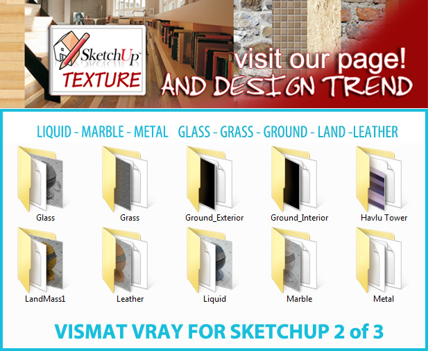 vray for sketchup vismat download part#2