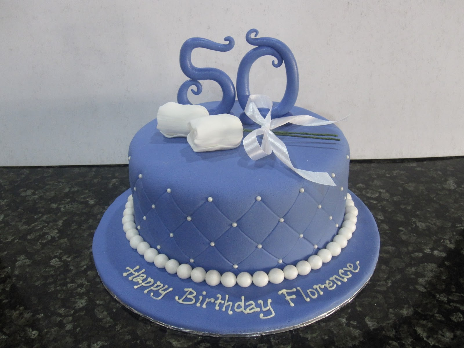 50th Birthday Cake Pictures For Her : J s Cakes: 50th Birthday