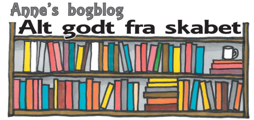 Anne's Bogblog : Alt godt fra skabet
