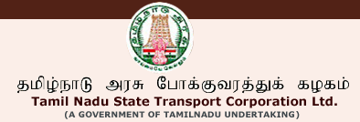 TNSTC Online Bus Ticket Booking Login Page